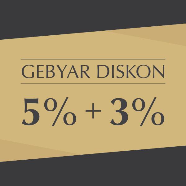 GEBYAR DISKON ONE FIVE
